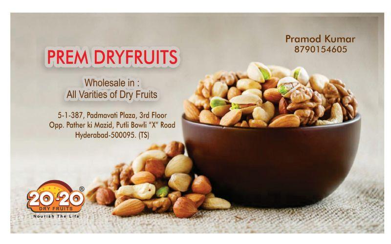 Prem Dry fruits