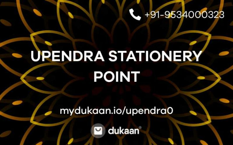 UPENDRA STATIONERY POINT