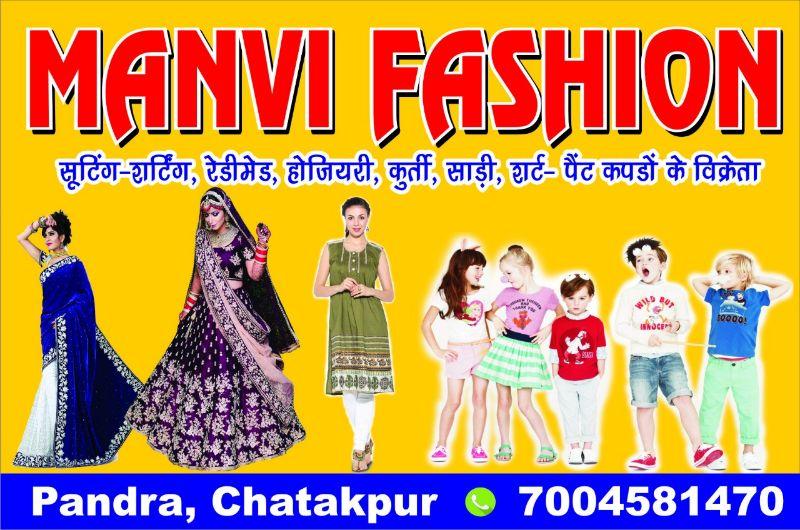 Manvi Fashion