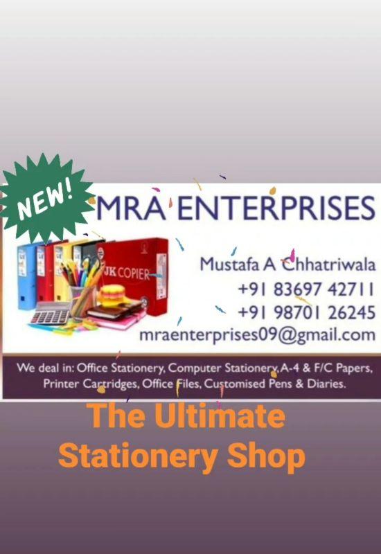 MRA Enterprises
