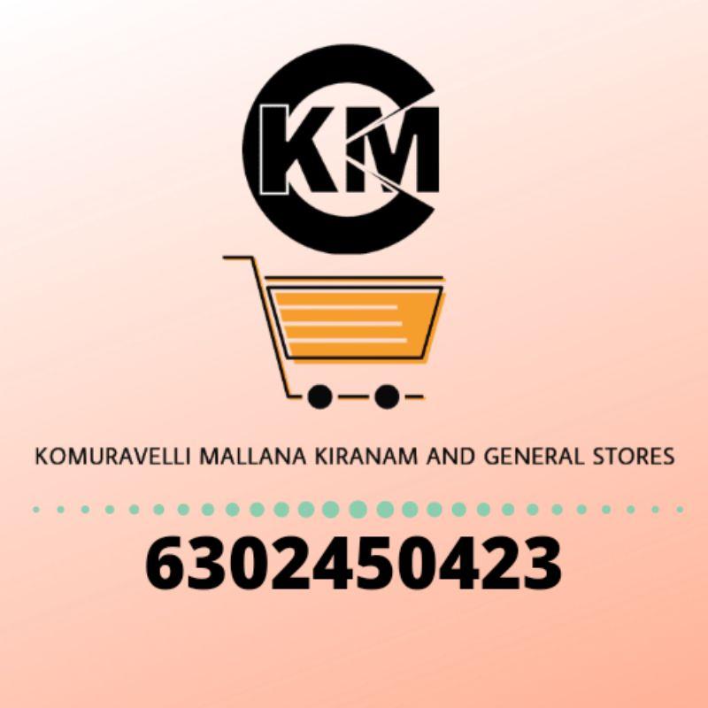 KOMURAVELLI MALLANA KIRANAM&GENERAL STORES