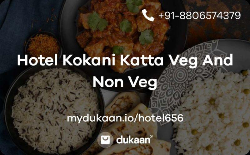 Hotel Kokani Katta Veg And Non Veg