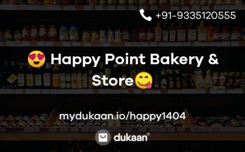 😍 Happy Point Bakery & Store😋