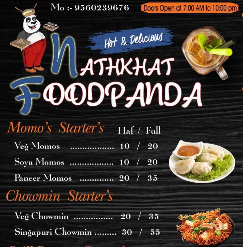 Nathkhat Food panda