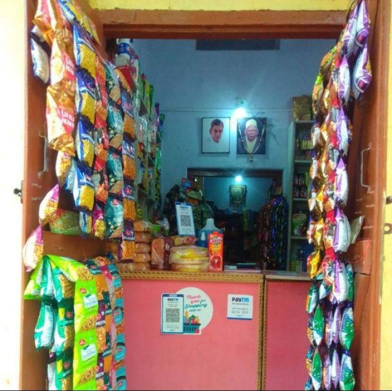 Vidyut Nagar Grocery Shop