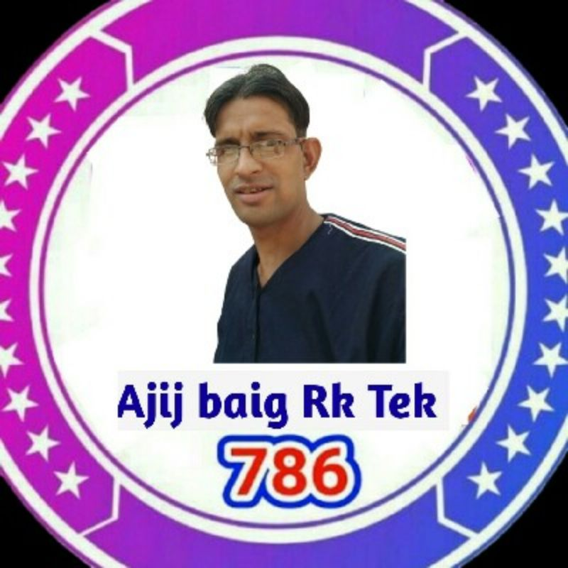 Ajij Baig RK Tek YouTube