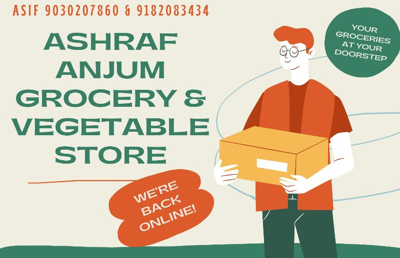 Ashraf Anjum Grocery Store