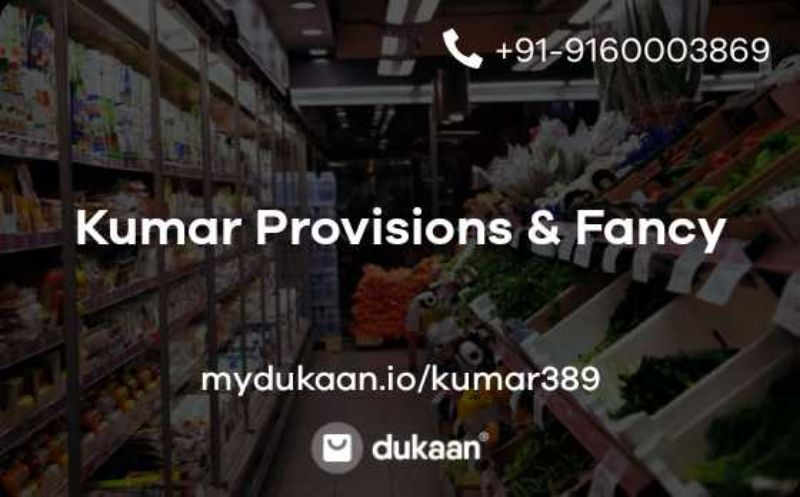 Kumar Provisions & Fancy
