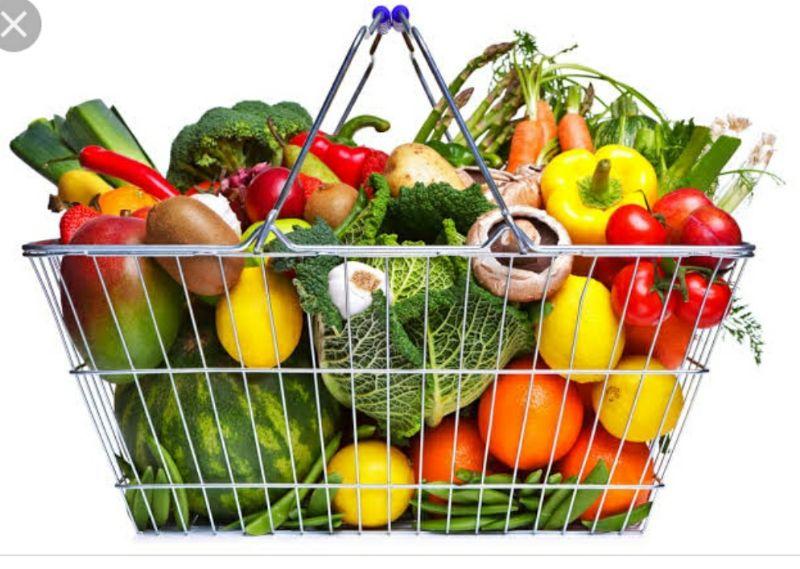 S.A  Vegetable Market